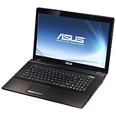 Asus X73E GS32 173 Notebook Intel