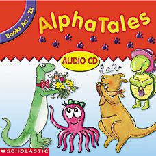 Scholastic CD AlphaTales