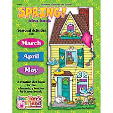 Scholastic Spring Idea