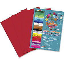 Pacon Vibrant Art Construction Paper 58