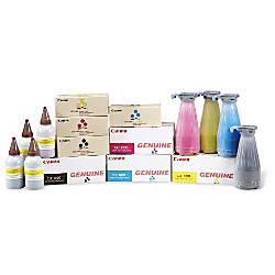 Canon Yellow Toner Bottle