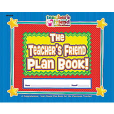 Scholastic Plan Book 9 12 x