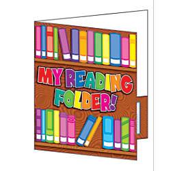 Scholastic 2 Pocket Folder My Reading