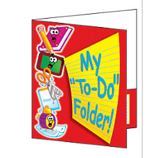 Scholastic 2 Pocket Folder My To