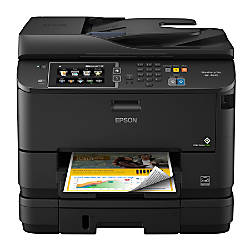 Epson WorkForce Pro WF 4640 Wireless