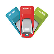 SanDisk Cruzer Edge USB Flash Drives