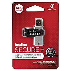Imation Secure Drive Hardware Encrypted Flash