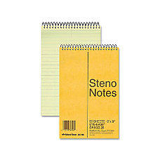 Rediform National Steno Notebook 80 Sheets