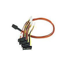 3ware Forward SAS Breakout Cable with