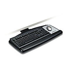 3M Easy Adjust Keyboard Tray With