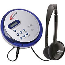 Califone CD 102 Personal CD Player