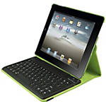 iPad Case Detachable Bluetooth Keyboard for