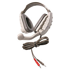 Califone Stereo Headphone W 35mm Plug