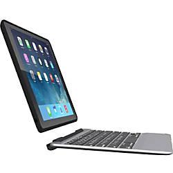 ZAGG Slim Book KeyboardCover Case for
