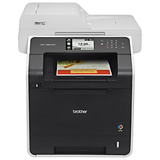 Brother MFCL8850CDW Wireless Color Laser All