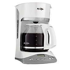 Mr Coffee 12 Cup Programmable Coffeemaker
