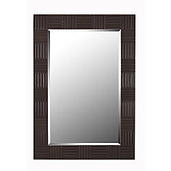 Kenroy Home Wall Mirror Flutes 35