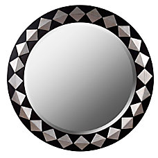 Kenroy Home Wall Mirror Rhombus 35