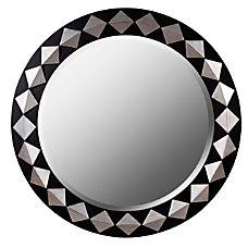 Kenroy Home Wall Mirror Rhombus 35