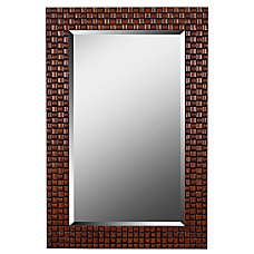 Kenroy Home Wall Mirror Interlace 42