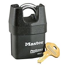 Master Lock Pro Series Boron Alloy