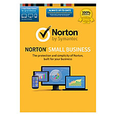 Norton Small Business For PCMacMobile For