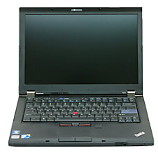 Lenovo ThinkPad Refurbished Laptop Computer With