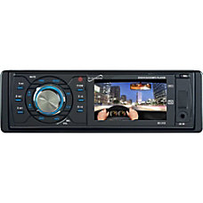 Supersonic SC 312 Car DVD Player