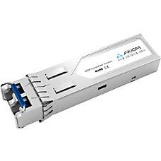 Axiom 1000BASE SX SFP Transceiver for