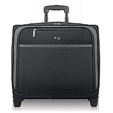 Solo 16 Sterling Rolling Case Overnighter