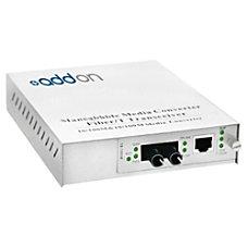 AddOn 100Base TX To 100Base BXU