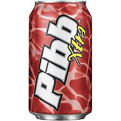 Pibb Xtra Soda 12 Oz Pack
