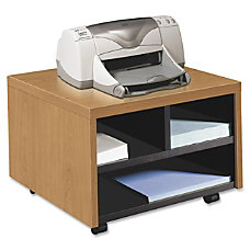 HON Laminate Mobile PrinterFax Cart 14