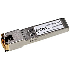 Juniper SFP 1GE T Compatible 101001000BASE