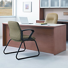 HON 10500 Series Double Pedestal Desk