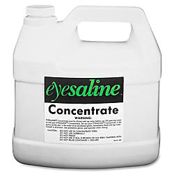 Honeywell Fendall EyeSaline Concentrate For Irritated