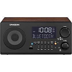 Sangean WR 22 Clock Radio 7