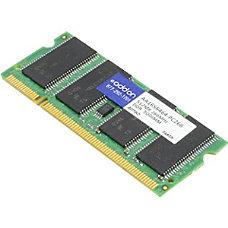JEDEC Standard 512MB DDR 266MHz Unbuffered