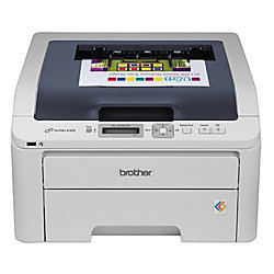 brother hl 3070cw wireless color led printer by office depot officemax. Black Bedroom Furniture Sets. Home Design Ideas