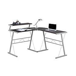 Monarch Specialties L Shaped Computer Desk