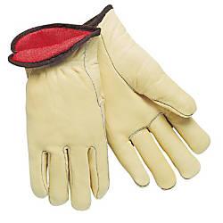 Memphis Glove Cowhide Drivers Gloves Medium