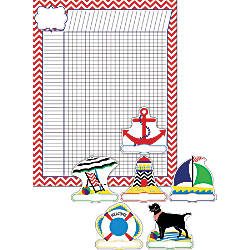 Barker Creek Chart And Accent Set