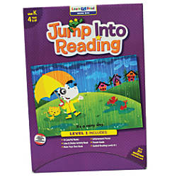 Creative Teaching Press Jump Into Reading