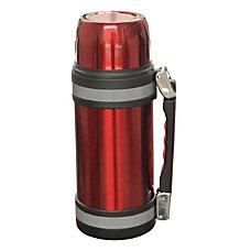 Brentwood 12 Liter Vacuum Stainless Steel