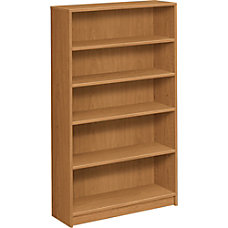 HON 1870 Series Laminate Bookcase 5