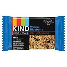 KIND Healthy Grains Snack Bars Vanilla