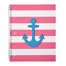 Divoga Anchor Die Cut Notebook 1