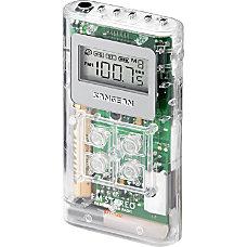 Sangean DT 120 AMFM Stereo Pocket