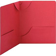 Smead Lockit Two Pocket Folders in