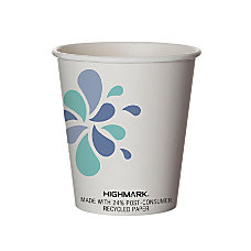 Highmark Breakroom Hot Cups 10 Oz